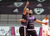 BGF vence e garante classificação à semifinal da Taça Farroupilha
