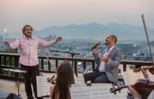 Orquestra Ouro Preto SulAmérica Sessions segue promovendo concertos virtuais ao lado de grandes artistas