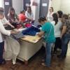 Banco do Vestuário realiza aula inaugural da Sala de Costura