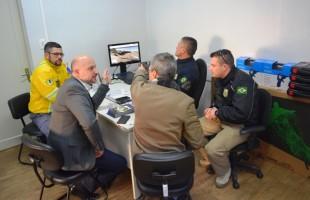 Prefeitura estuda com a PRF instalação de semáforos nos acessos aos bairros Mariland e Jardim Eldorado