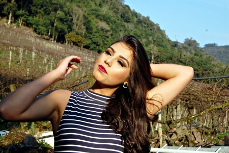 Remember | Sabrina Matté, a beleza que se põe à mesa