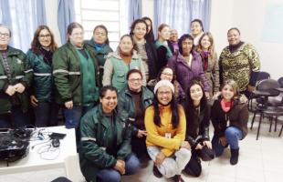 Coordenadoria de Promoção de Igualdade Racial realiza palestra no CRAS Norte