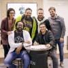 Um dos mais importantes grupos do gospel, Preto no Branco, assina contrato com a Universal Music Christian Group