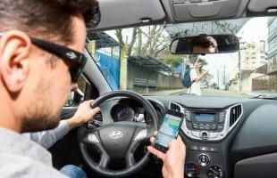 Prefeitura de Caxias do Sul lança campanha de conscientização sobre o perigo do celular no trânsito