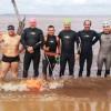 Nadando pelos Cartões Postais do RS – Treino de natação em águas abertas no Lago Guaíba – Itapuã