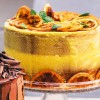 Na culinária, Bolo de laranja cremoso