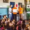 Tancredo Neves é a contemplada do Projeto Escolas 2019