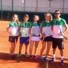 Tênis do Recreio da Juventude representa Caxias do Sul e região em evento da COSAT, no Rio de Janeiro