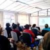 Alunos do Banco do Vestuário participam de palestra sobre benefícios do INSS