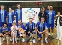 AABB Caxias é a campeã dos Jogos Abertos de Vôlei Masculino
