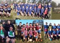 1º etapa do CGR 7S feminino M18 e pré-etapa do CGR XV masculino M16 e M19 reúne cerca de 130 atletas em Porto Alegre