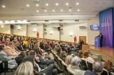 Nobel da Paz convoca gaúchos para a luta em defesa das mulheres