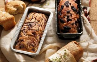 Na culinária |Pão recheado
