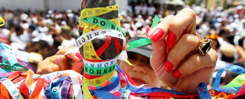 Tradicional festejos da Lavagem do Senhor do Bonfim atrai milhares em Salvador/Bahia