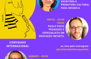 Quindim Entrevista exalta o Dia Mundial do Brincar