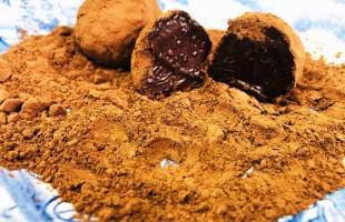 Senac Gramado ensina a fazer trufas de chocolate