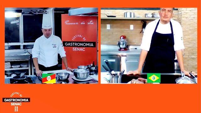 Créditos: Porto Alegre: Ingrid Holsbach Ceará: Divulgação Senac Ceará