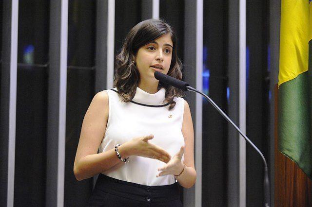Deputada federal Tabata Amaral, Divulgação