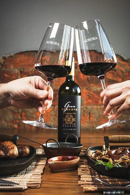 Aurora também é referência entre as marcas de vinhos mais mencionadas pelos gaúchos - Crédito Eduardo Benini