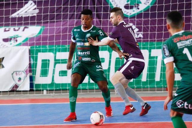 Foto Renato Padilha - Guarani Futsal