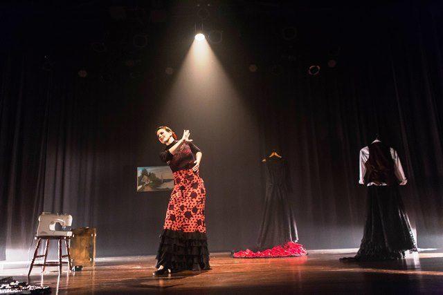 No Te Pongas Flamenca - Foto Adriana Marchiori