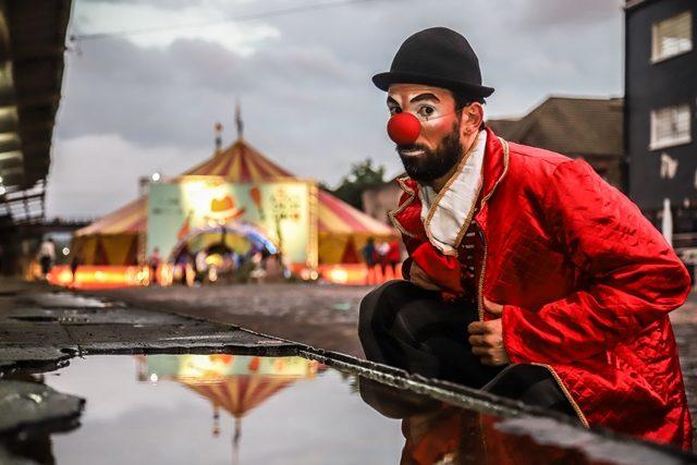Exposição Santa Maria Sesc Circo - Fotógrafo Ronald Mendes