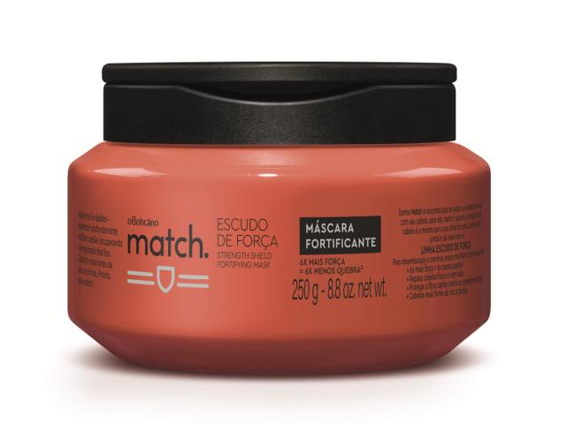 [O BOTICÁRIO] Match Força Mascara Fortificante