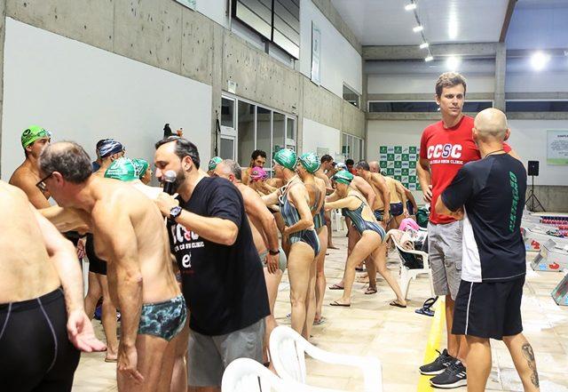 Cesar Cielo Swim Clinic - Crédito Jeferson Deboni