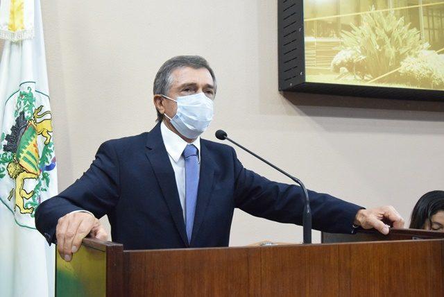 Prefeito Adiló falou aos presentes sobre as suas expectativas quanto à sua condução da administração da segunda maior cidade do RS - Foto Denerlei Antoniolli
