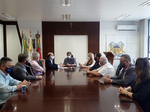 Prefeitura e CDL Caxias - Crédito Camila Ruzzarin