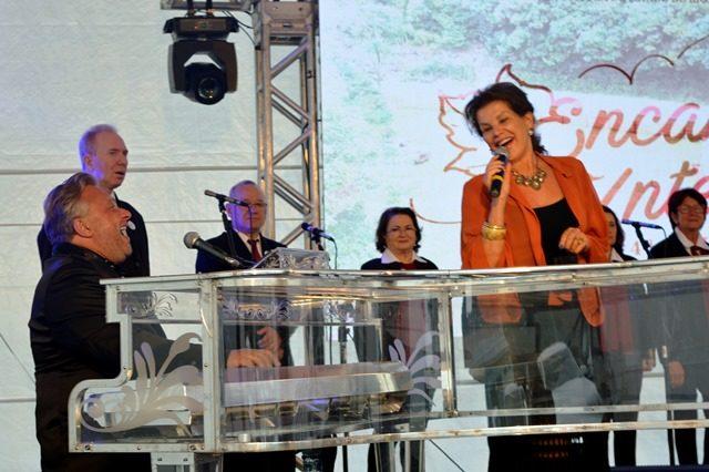 Projeto Encantos - Rodrigo Solttton e Inês Rizzardo - Foto Barbara Salvatti/Exata Comunicação