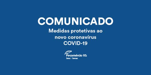Comunicado-Fecomercio-RS-Sesc