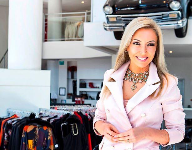 Márcia Costa é a Diretora da Rede Drops de Menta