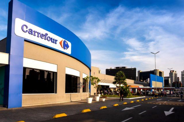 Carrefour. Crédito - Walter Craveiro