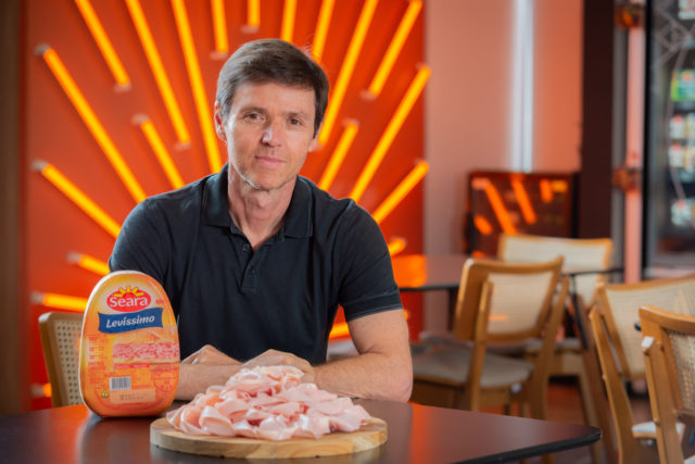 FH - João Campos, diretor executivo de alimentos preparados da Seara - Crédito Gladstone Campos