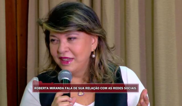 Roberta Miranda, Divulgação
