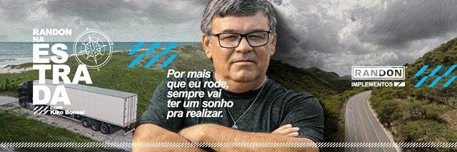 SPR cria websérie Randon na Estrada para a Randon Implementos estreitar o relacionamento com os caminhoneiros, um dos principais públicos da marca Crédito: Divulgação SPR