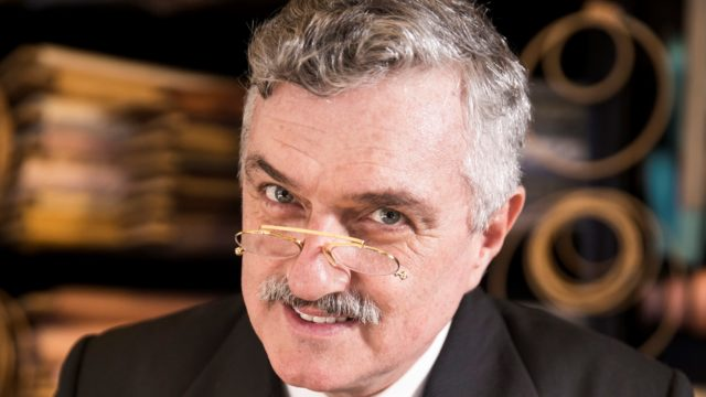 Werner Schünemann - Divulgação - TVGlobo