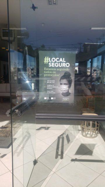 Associados já estão aderindo à campanha como forma de como forma de conscientização tanto dos lojistas como dos consumidores Crédito: Régis Marini