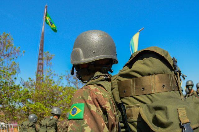 Exército Brasileiro — Foto Exército Brasileiro -Divulgação