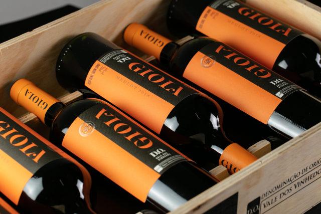 Primeiro vinho nobre da Vinícola Aurora, Gioia Merlot 2018 D.O Vale dos Vinhedos será comercializado para todo o país.