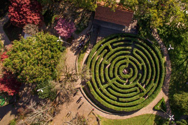 Labirinto - Créditos Mauro Stoffel