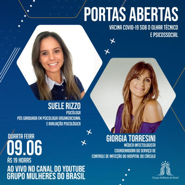Crédito card: Mulheres do Brasil Caxias