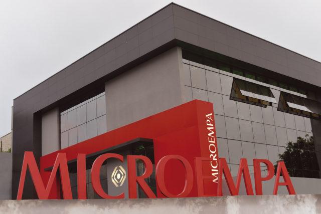 Imagem divulgação Microempa