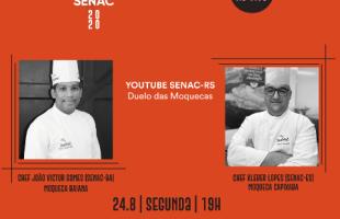 Festival de Gastronomia Senac | Um duelo das moquecas baiana e capixaba