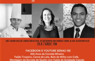 Gastronomia de Minas Gerais é atração em Festival que apresenta culinária de todo o Brasil