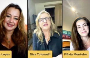 "Programa ""Talentos do Brasil"" com Cris Lopes entrevista Elisa Tolomelli"