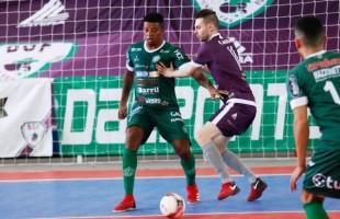 Futsal | BGF sofre o primeiro revés na Série Ouro de 2020