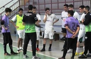Futsal | BGF conhece datas e locais da fase classificatória do Estadual Sub-17