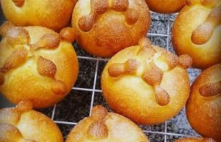 Culinária | Pan de los muertos: receita de pão